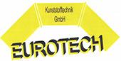 Dies ist das Firmenlogo der Eurotech-Kunststofftechnik